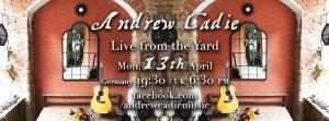Facebook Concert 13th April 2020